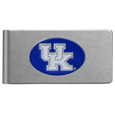 Kentucky Wildcats Brushed Metal Money Clip